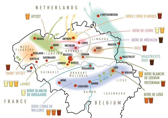 Belgian Beer Tour Brussels
